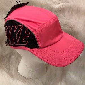 Nike Accessories - Pink women s Nike Running Hat e231051111cf